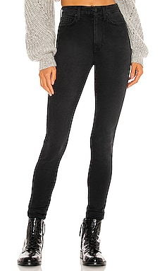 The High Waist Skinny 7 For All Mankind $188