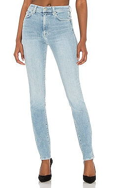 The High Waist Skinny 7 For All Mankind $198