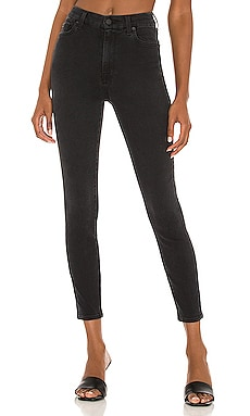 High Waist Ankle Skinny Jean 7 For All Mankind $188