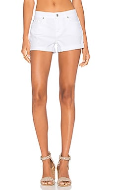 SHORTS DENIM ROLL UP SHORT