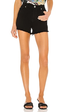 SHORT COUPÉ À CRU 7 For All Mankind $139