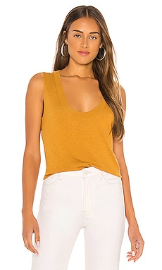 Cashmere Sweater Tank 7 For All Mankind $125 NEW ARRIVAL