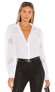 Lace Shirt 7 For All Mankind $278 BEST SELLER
