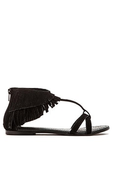 Seychelles Daylight Sandal in Black