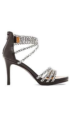 Seychelles Dreamgirl Heel in Black & White