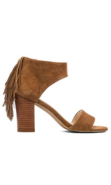 Seychelles Hello Lovely Heel in Whiskey