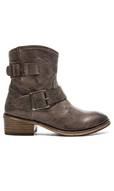 Castanets Moto Boot in Grey