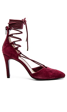 Seychelles Bauble Heel in Burgundy
