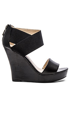 Seychelles Unauthorized Wedge in Black