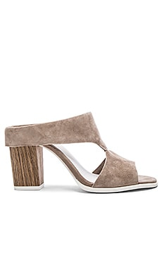 Seychelles Detour Heel in Light Grey