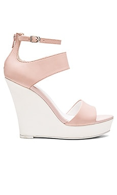 Ramble Wedge in Pink