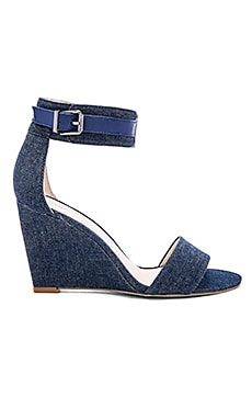 Seychelles Dreamy Sandal in Dark Denim