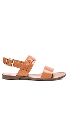 Revolutionary Sandal in Tan