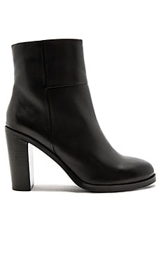 Gossip Booties in Black