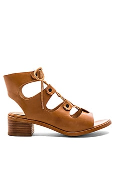 Love Affair Sandal in Whiskey Leather