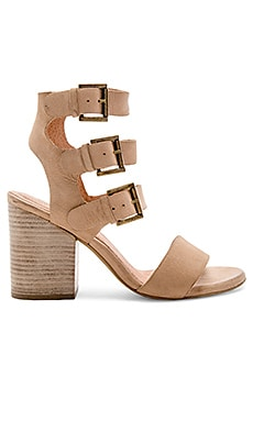 Dilly Dally Heel in Nude