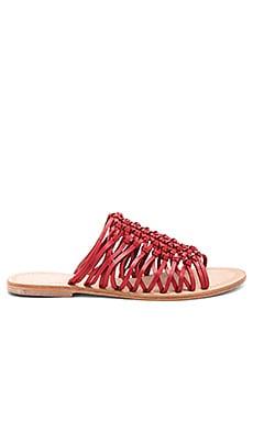 Duel Sandals