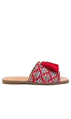 x BC Doin Fine Sandals