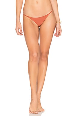 Puka Bikini Bottoms in West Indie