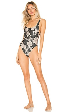 Sana One Piece Stone Fox Swim $190 NEW ARRIVAL