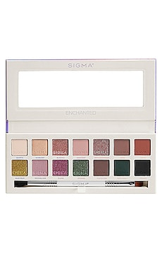 Enchanted Eyeshadow Palette Sigma Beauty $49
