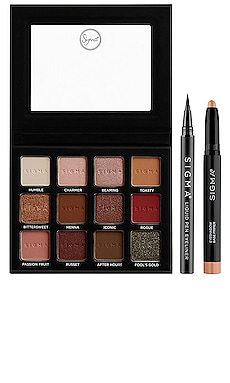 Gorgeous Gaze Trio Sigma Beauty $47