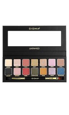 PALETA DE SOMBRAS UNTAMED Sigma Beauty $49