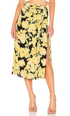 Lilly Silk Skirt Stine Goya $64 (FINAL SALE)