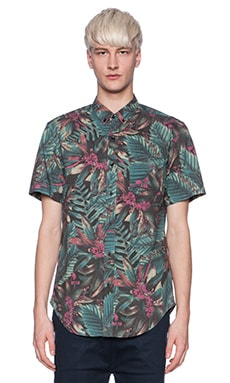 Shades of Grey by Micah Cohen Shirt in Paradise Floral