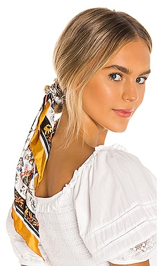 Autumn Scrunchie SHASHI $42 BEST SELLER