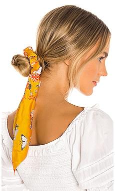 Kimono Scrunchie SHASHI $42 NEW ARRIVAL