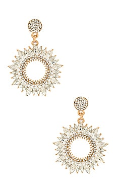 Solar Earrings SHASHI $48 BEST SELLER