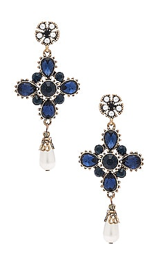 Gloria Earrings SHASHI $40