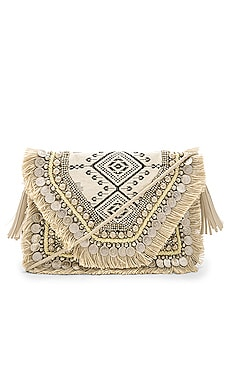 Alexa Clutch SHASHI $88 BEST SELLER