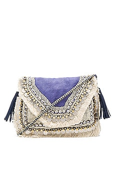Leela Clutch SHASHI $88 BEST SELLER