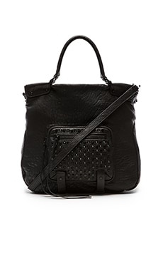 she + lo Livin The Dream Convertible Shoulder Bag in Black