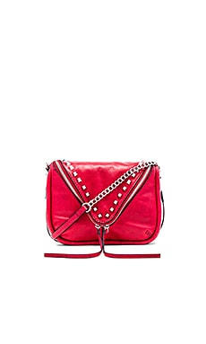 she + lo Breakthrough Crossbody in Lipstick Red
