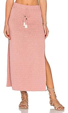 Jannah Crochet Midi Skirt