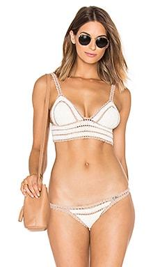 Sana Bralette Bikini in Natural