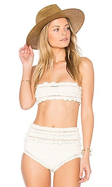 Crochet Bandeau Top