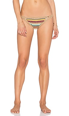 Dhari Cheeky Bikini Bottom in Sand