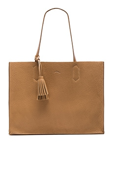 Miryam Tote Bag in Camel