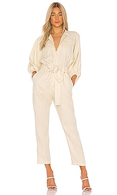 Eames Balloon Sleeve Jumpsuit Shona Joy $385