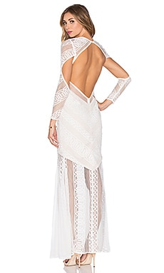 Ambrosia Backless Maxi Dress