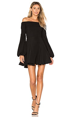 Lori Mini Dress in Black