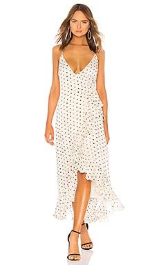 Karina Cocktail Wrap Dress Shona Joy $127