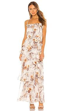 Marquis Tiered Maxi Dress Shona Joy $267