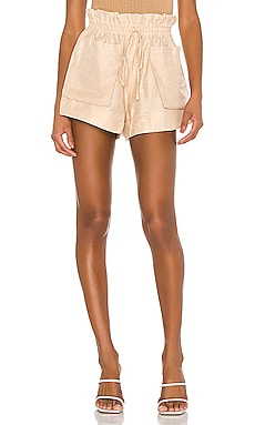 Savoye Paperbag Short Shona Joy $180