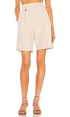 Ivy High Waisted Tailored Short Shona Joy $240 Durable