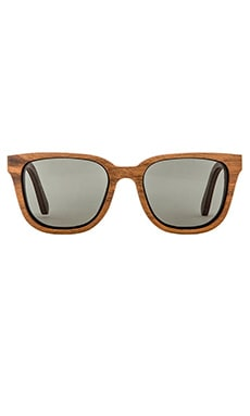 Shwood Original Prescott Polarized in Walnut